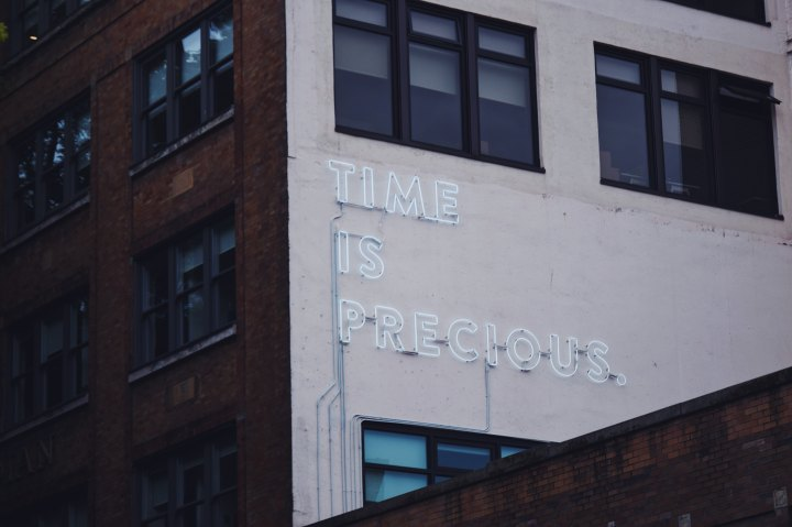 How I learnt to accept God'stiming.